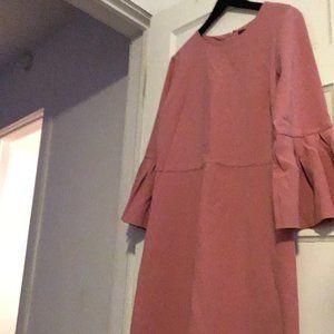 BARELY WORN ANN TAYLOR DRESS